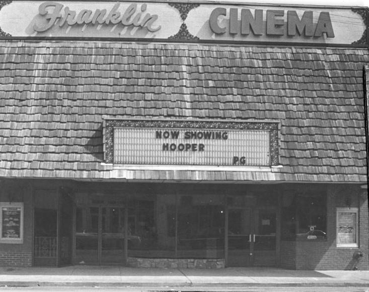 Franklin Theatre 1970s