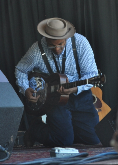 Don Flemons at Red Wing 2016