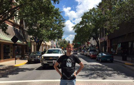 Andrew in Bristol