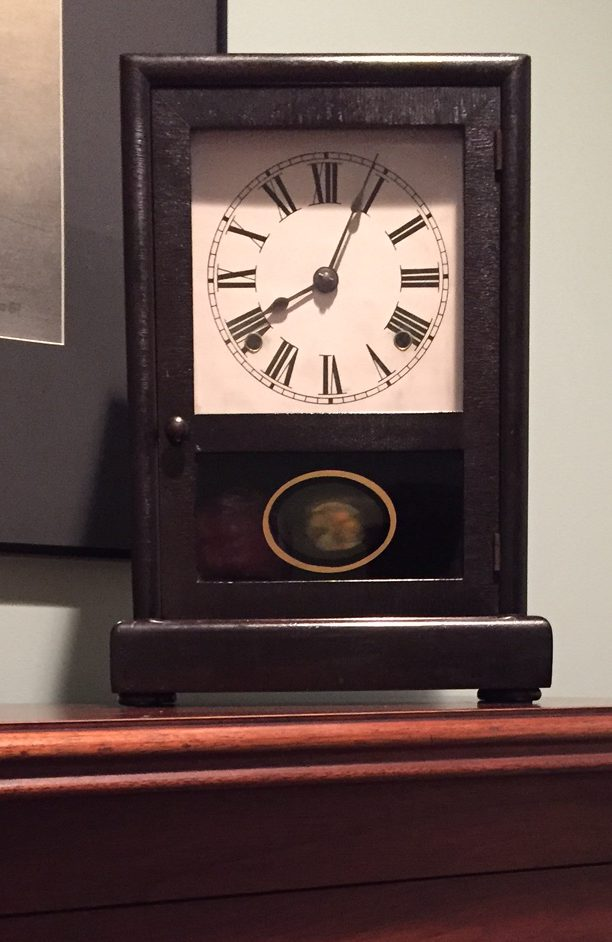 Grandmother's clock