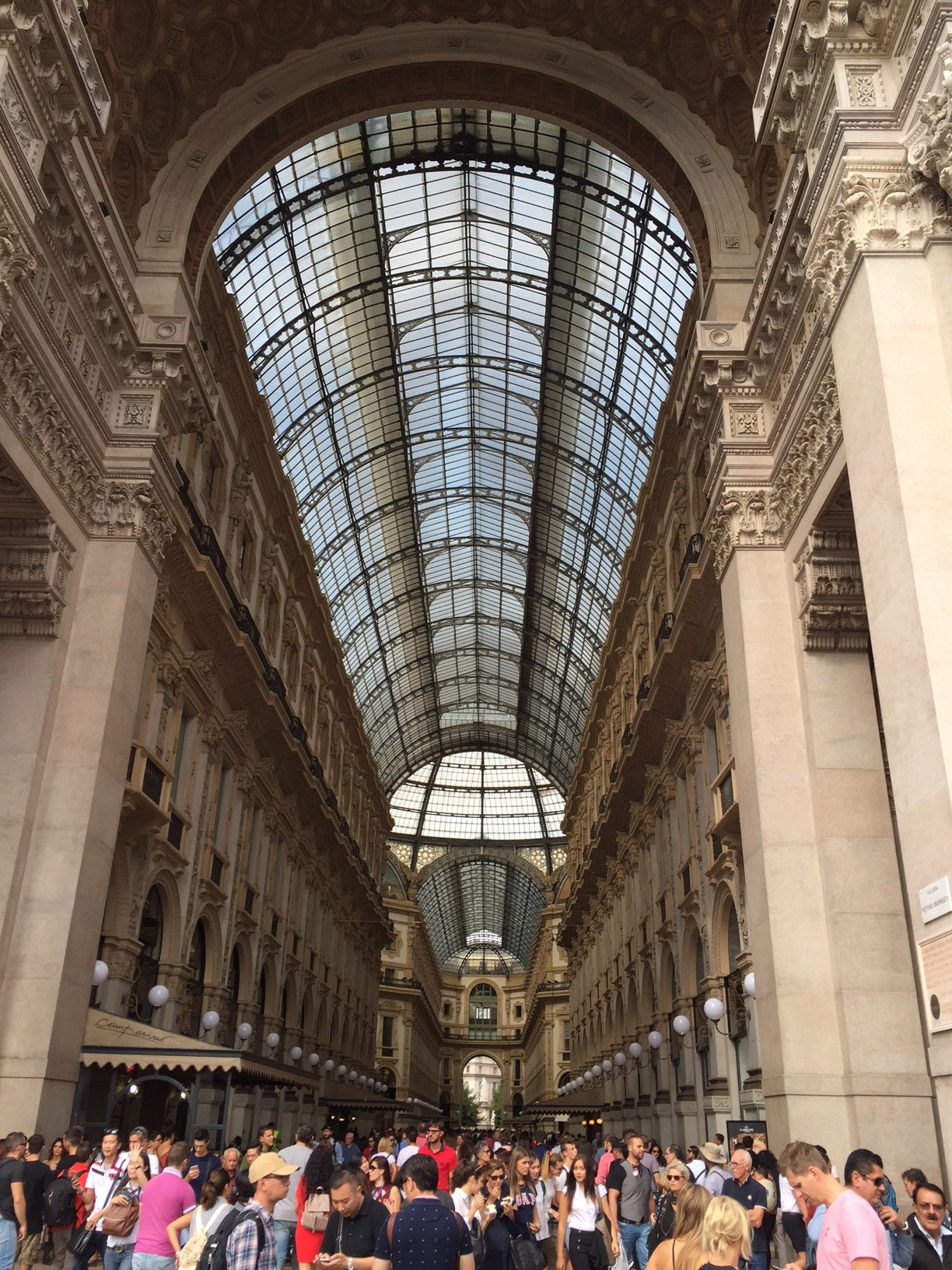 Galleria hall