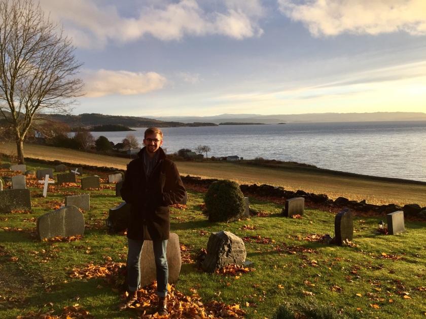 Andrew in Norway