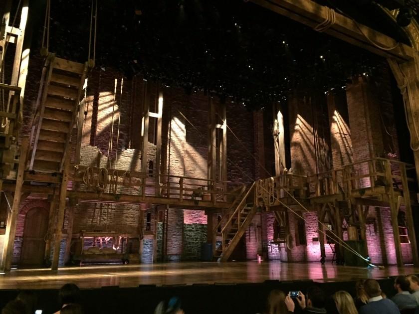 Stage of Hamilton