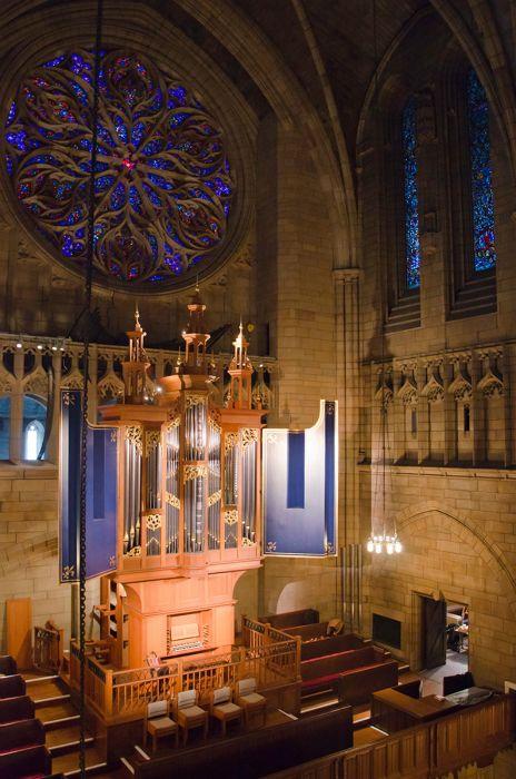 Opus 27 at St. Thomas