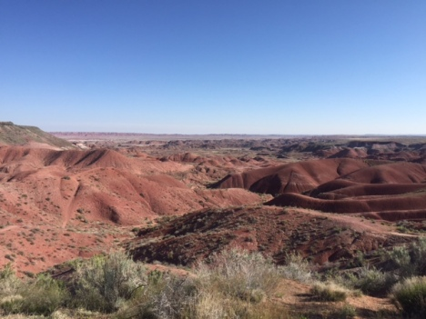 Painted Desert from the Inn