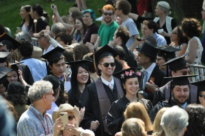 Brown University 2015 Graduation