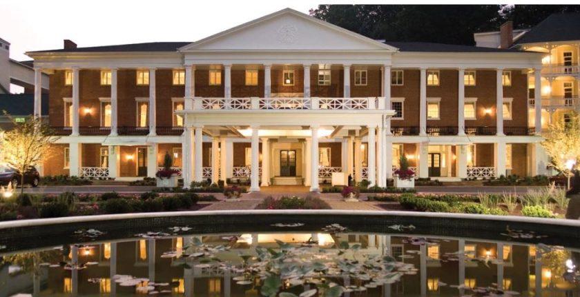 Bedford Springs Resort