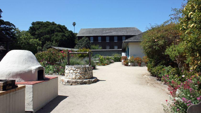 Cooper-Molera Garden