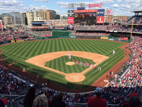 Nats vs Phillies
