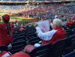 Nats roots for Braves