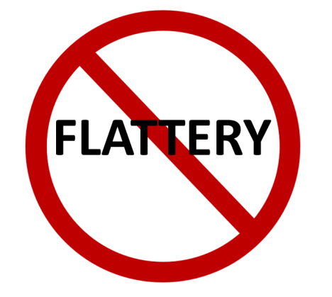 No Flattery Zone