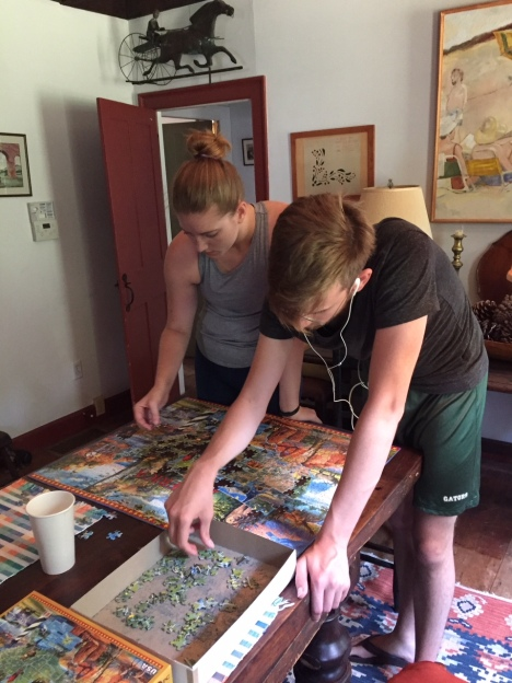 Puzzle masters