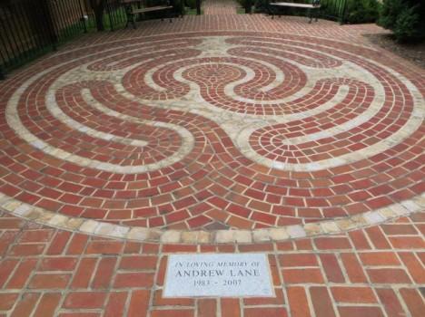 Trinity Church Labyrinth