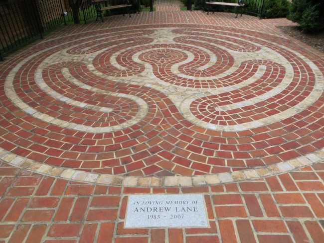 Trinity Church Labyrinth