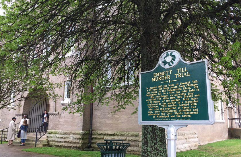 Site of Till Murder Trial
