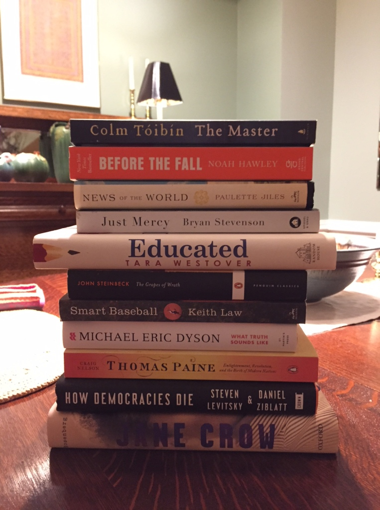 Books from Politics and Prose