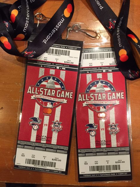 All Star Tickets
