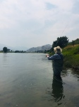 DJB Fly Fishing and casting