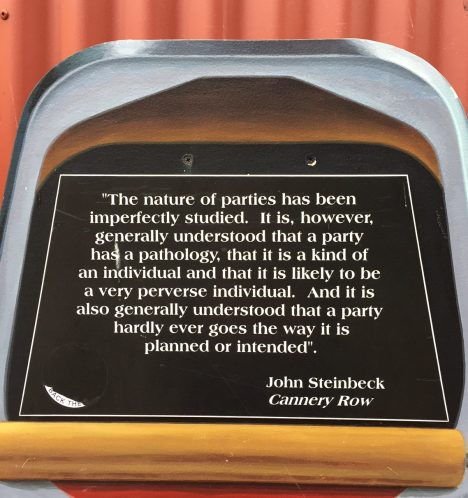 The Nature of Parties