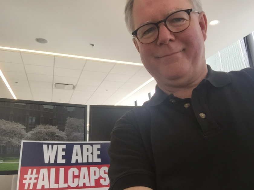Caps Win the Cup!
