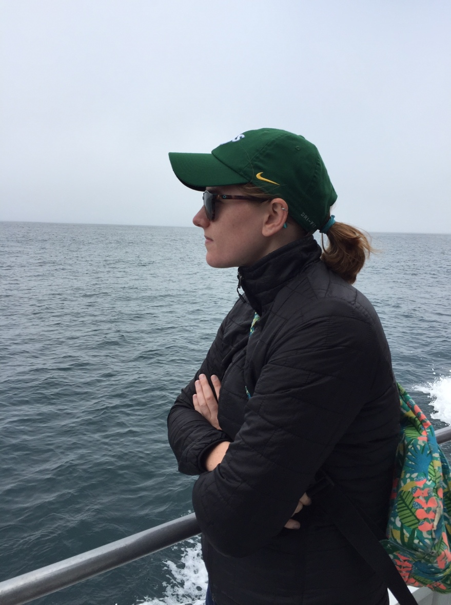 Claire Whale Watching