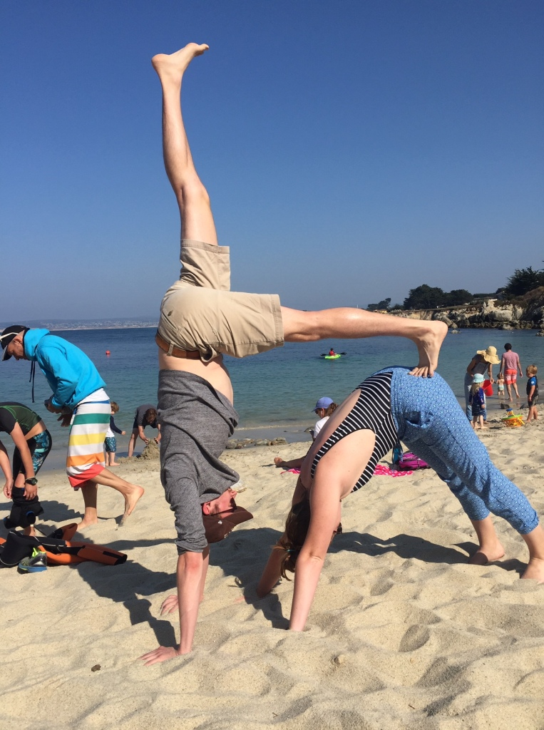 Yoga with Andrew and Claire