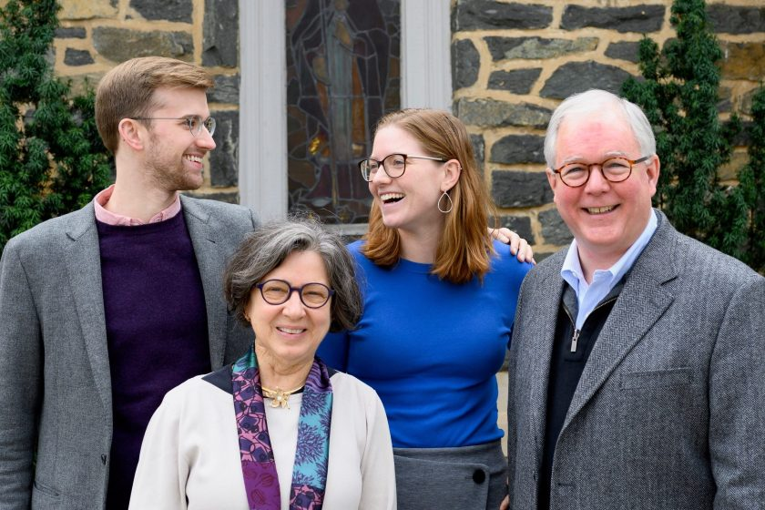 Brown family (credit: John Thorne)