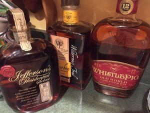 Farewell bourbon