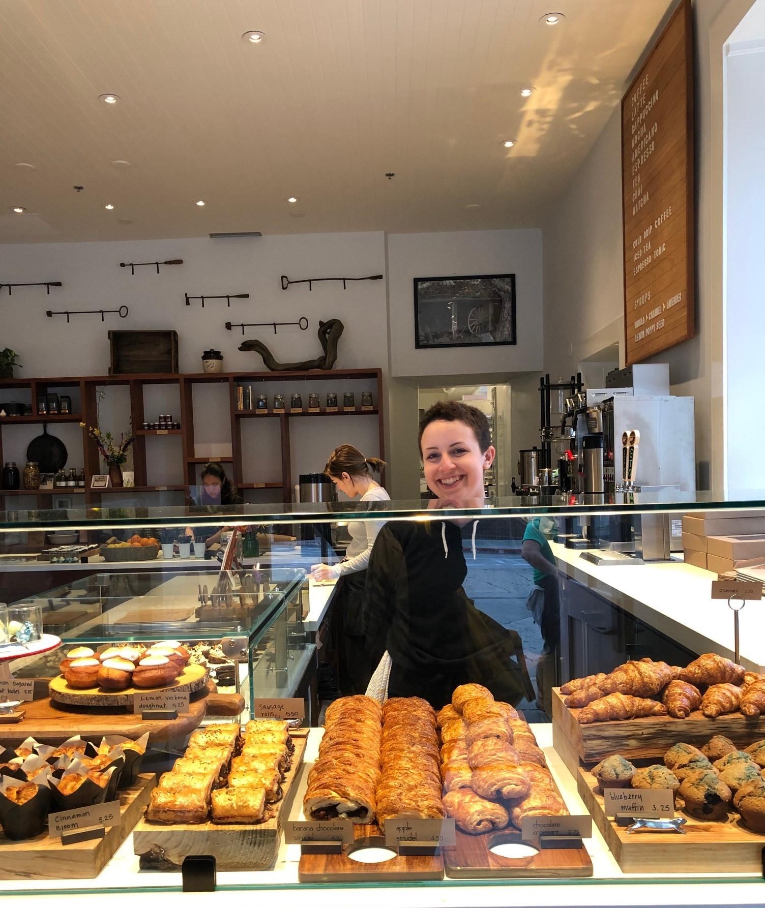 Cooper Molera Alta Bakery Opening