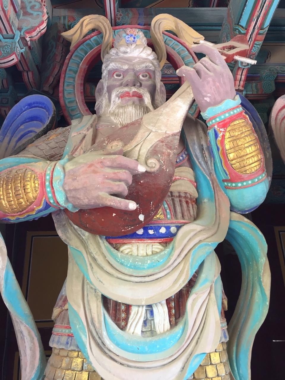 Bulguksa Temple detail