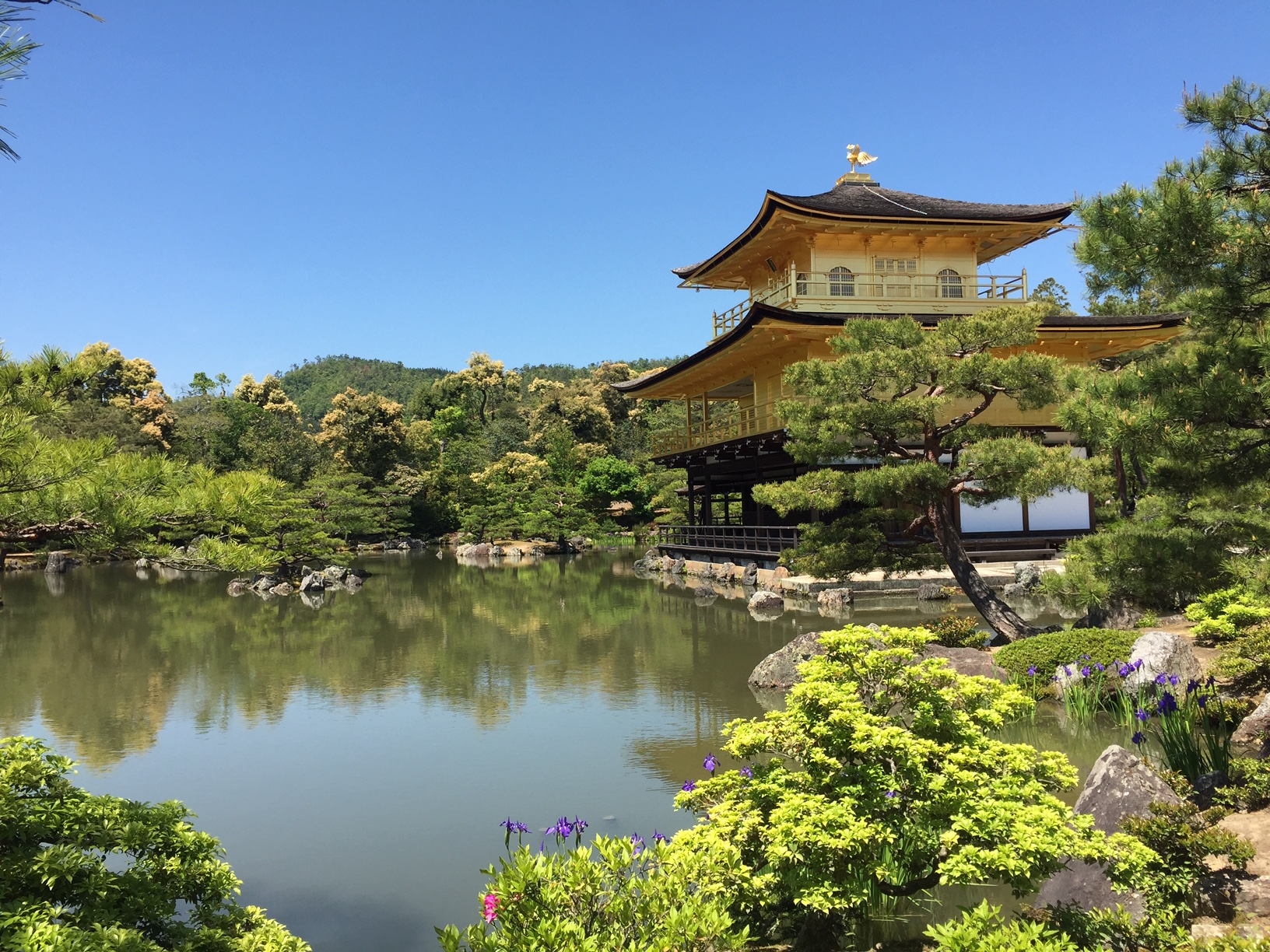 Temple of the Golden Pavilion