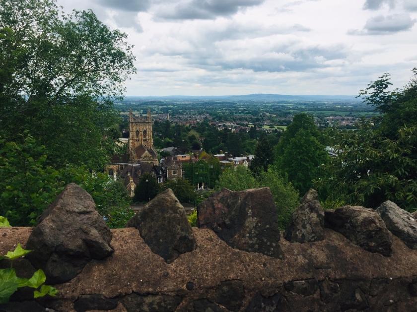 Great Malvern view