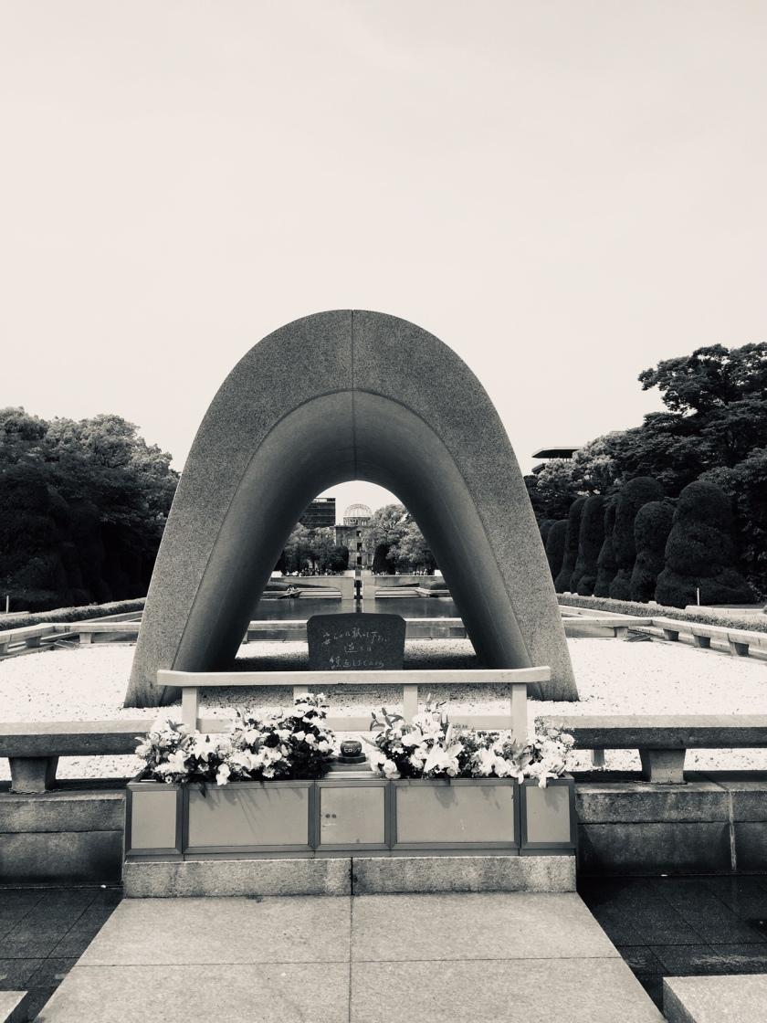 Peace Memorial Garden