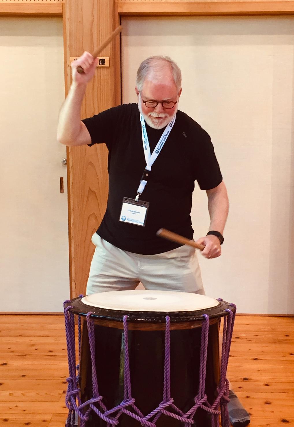 DJB drumming