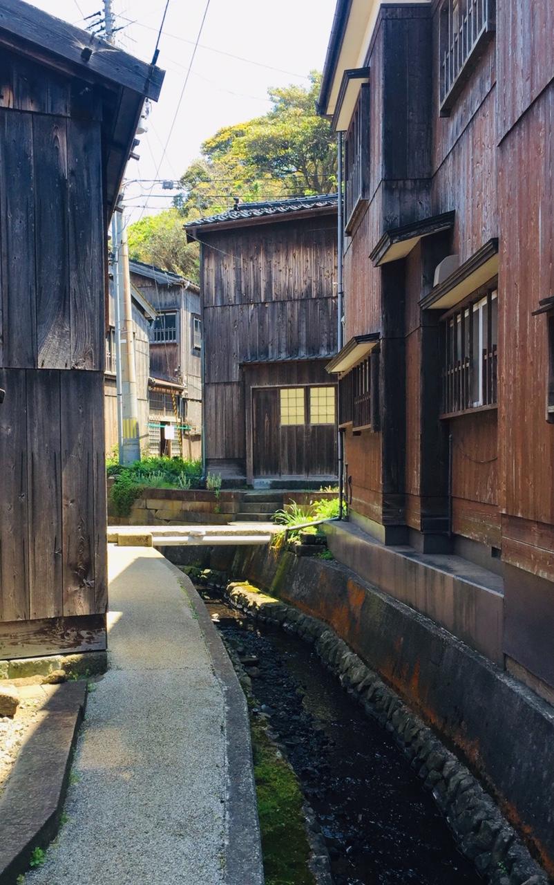 Shukunegi street scene