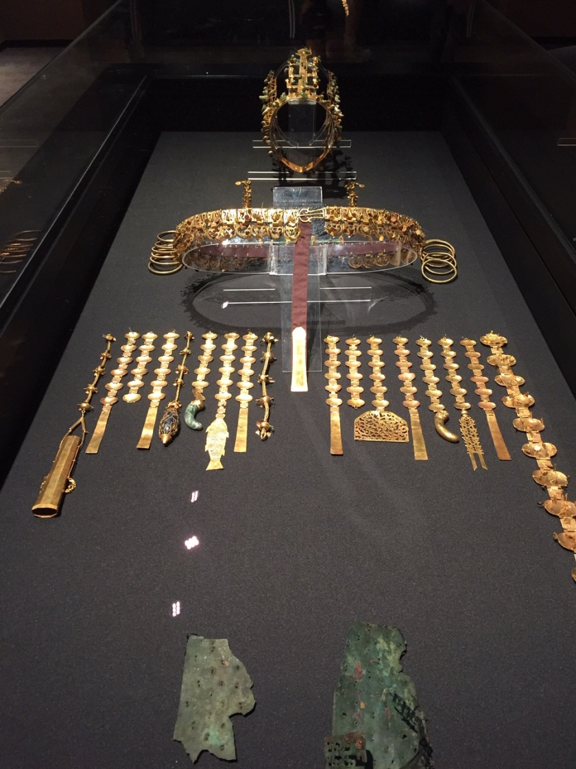 Royal funeral jewels