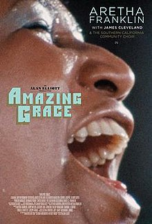 Movie poster for Amazing Grace