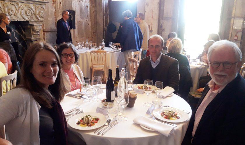 Dinner at The Grange
