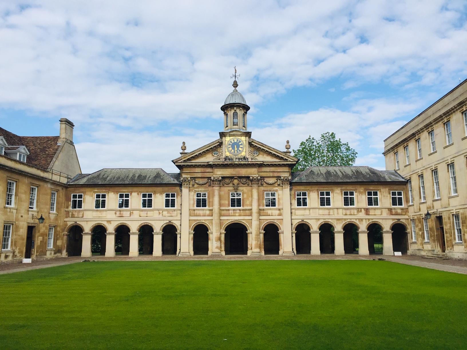 Emmanuel College, Cambridge