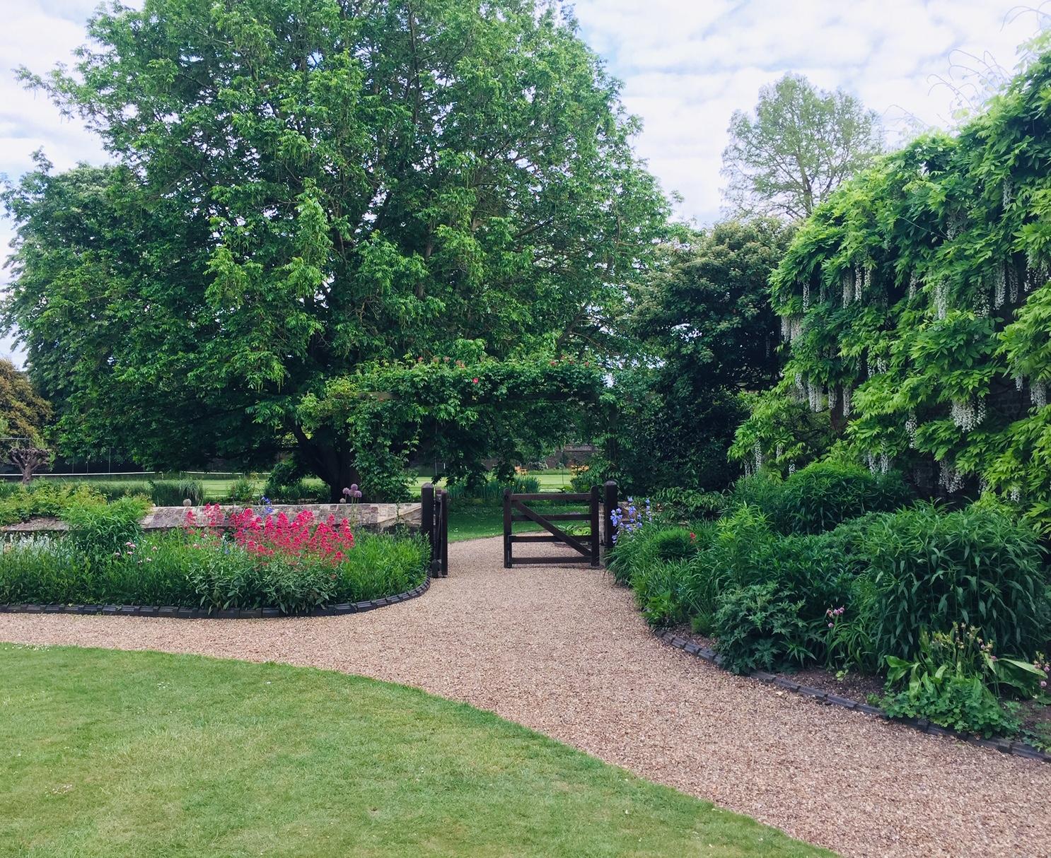 Emmanuel College grounds