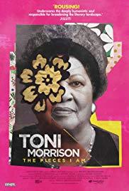 Toni Morrison movie poster