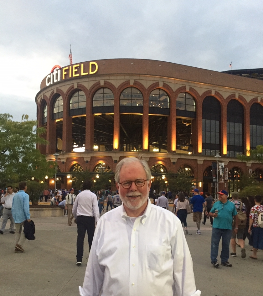 DJB at Citi Field