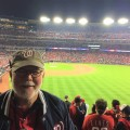 View from my World Series seat