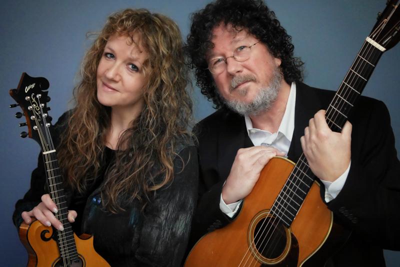 Amy White and Al Petteway