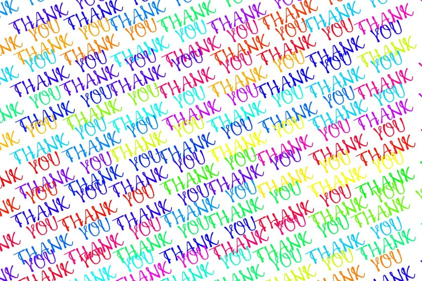 Thank you Image by Gerd Altmann from Pixabay