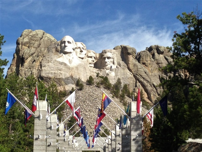 Mount Rushmore Edited June 2014