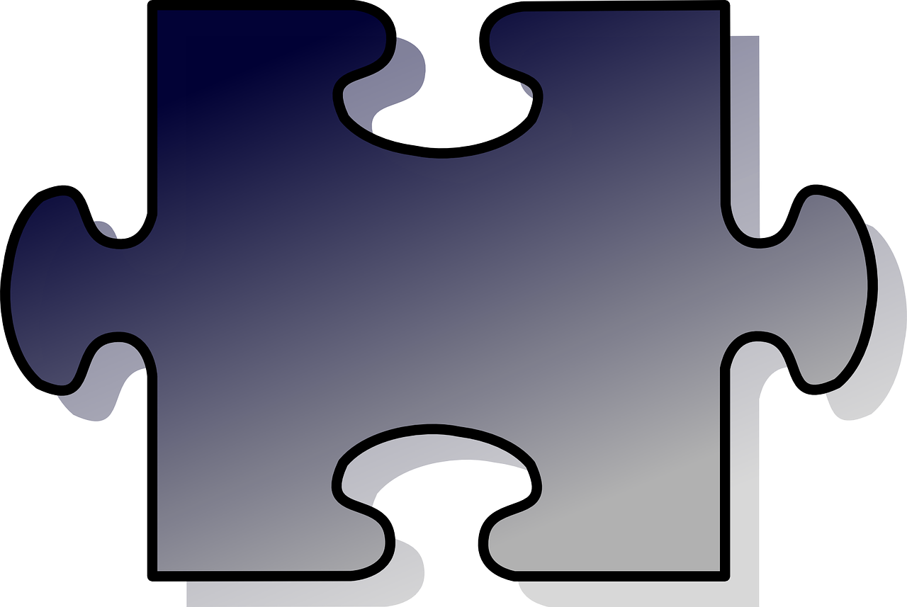 Puzzle Image by Clker-Free-Vector Images from Pixabay